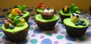 cumplea+¦os de Angry Birds