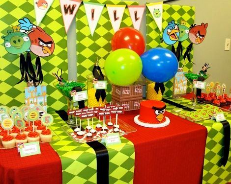 Como adornar una fiesta de cumplea os imagui - Como adornar una fiesta de cumpleanos ...